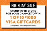 Foodworks Birthday Sale Competition