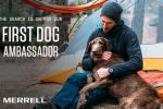 Merrell Dog Ambassador Search Contest