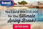 Travel Channel Ultimate Spring Break Sweepstakes