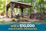 Today's Homeowner Backyard Paradise Contest