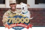 Realtor 75 Anniversary Veteran Homebuyer Giveaway