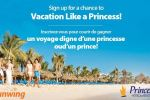 Sunwing Vacation Like A Princess Contest