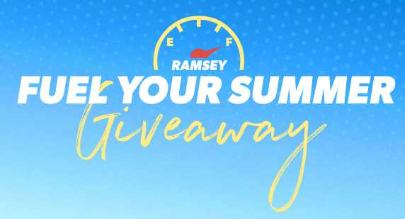 Dave Ramsey Fuel Your Summer Giveaway