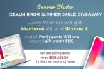 Dealmirrior Summer Smile Giveaway