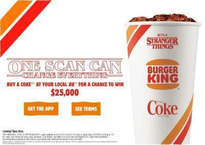 Coca-Cola Sip & Scan Summer Sweepstakes