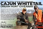 Buckmasters Cajun Whitetail Dream Hunt Giveaway Contest