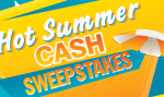 The View Hot Summer Cash Sweepstakes