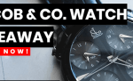 The Jacob & Co. Palatial Watch Giveaway