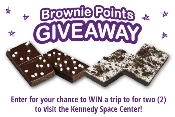 Drake's Cakes Brownie Points Giveaway
