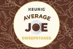 Keurig National Coffee Day Sweepstakes