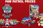 PAW Patrol Ready Race Rescue Sweepstakes on NickJr Sweepstakes