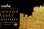 Noovie Downton Abbey Sweepstakes