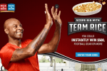 Go Team Rice Instant Win Game