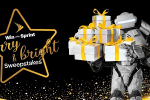 Sprint.com Merry & Bright Sweepstakes