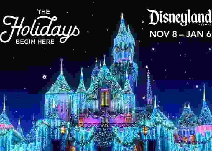 KYXY 96.5 Disneyland Holidays Sweepstakes