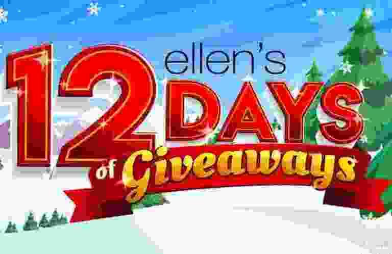 WKYC Ellen 12 Days of Giveaway