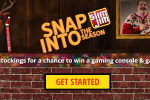 Slim Jim Holiday Sweepstakes 2019