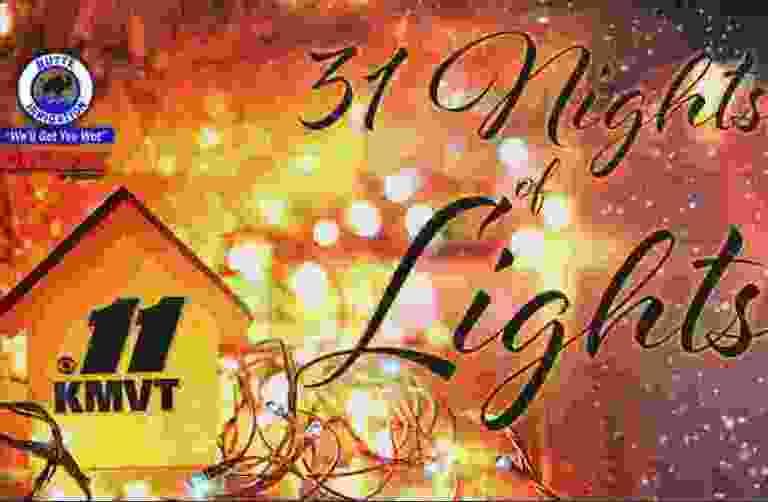 KMVT 31 Nights of Lights Contest