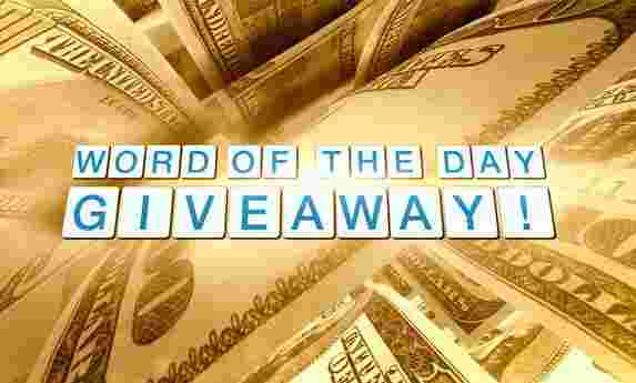 The Doctors TV Word Of The Day Giveaway 2019