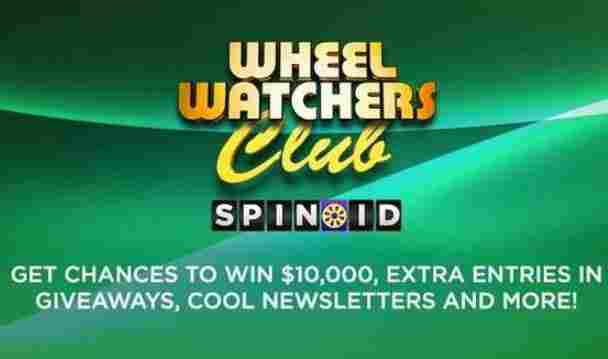 Wheel of Fortune Secret Santa Spin ID Numbers Giveaway