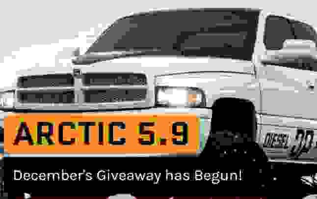 Diesel Brothers Arctic 5.9 Giveaway