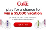 Diet Coke Flavors for the Win Sweepstakes