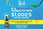 The Sanitize and Save Sweepstakes