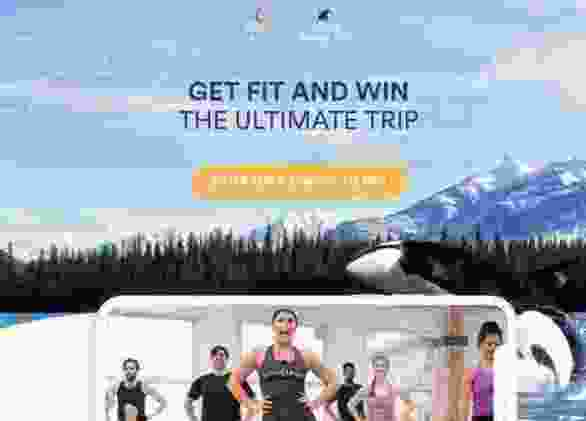 Daily Burn Exercise for Alaskan Adventure Sweepstakes