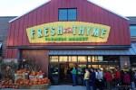 Tell Fresh Thyme Farmers Market Feedback in Survey