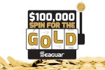 Seaguar Spin for the Gold Instant Win Game