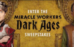 TBS Miracle Workers Dark Ages Sweepstakes 2020
