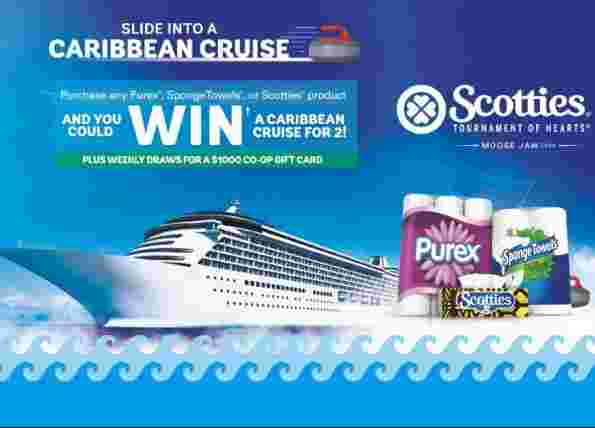 Kruger Slide Into A Caribbean Cruise Contest