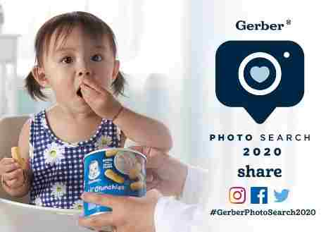 Gerber Baby Photo Contest 2021