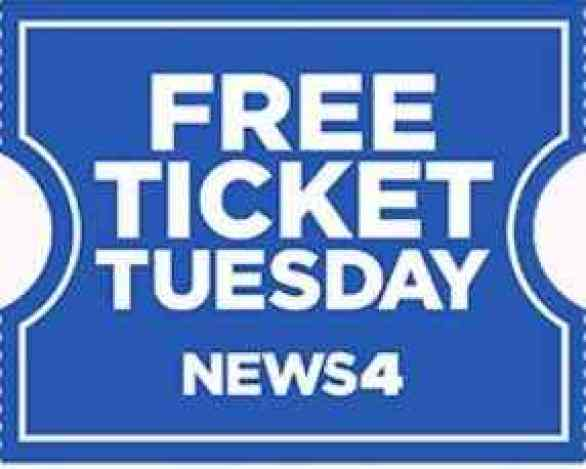 KMOV St Louis Free Ticket Tuesday Shooting Star Sweepstakes