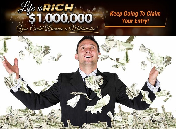 Pch.com Life is Rich Giveaway