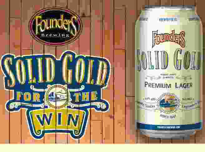 Founders Solid Gold For The Win Sweepstakes