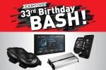Car Toys 33rd Birthday Bash Giveaway