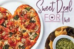 California Pizza Kitchen Valentine's Day Sweepstakes
