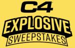 C4 Explosive Sweepstakes