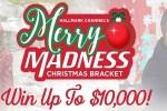 HallmarkChannel.com Merry Madness Christmas Bracket Sweepstakes