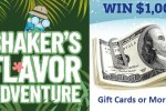 Ranchology Flavor Expedition Instant Win Game