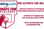 Ultimate Indiana Fan Experience Sweepstakes