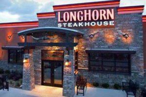 LongHorn Steakhouse Survey Sweepstakes on Longhornsurvey.com