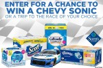 Scott Towels 2020 Chevy Sonic Sweepstakes