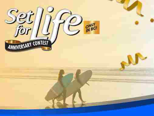 Set for Life 20th Anniversary Contest Code