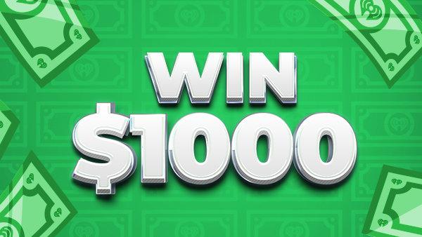 IHeartRadio $1000 Cash Contest 2020