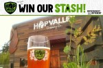 Hopvalleybrewing.com Brewery Trip Sweepstakes