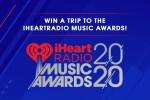 iHeartRadio.com Music Awards Sweepstakes 2020