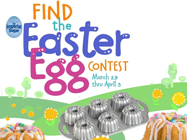 Imperial Sugar Find the Easter Egg Contest