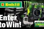 Kwikfill.com Monster Spring Into Fitness Giveaway